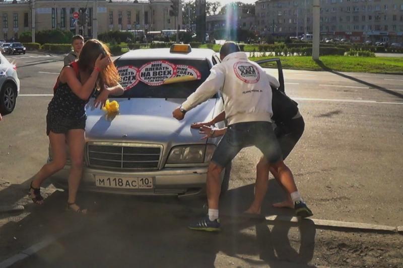 Подборка лучших моментов СтопХам - драки, скандалы!