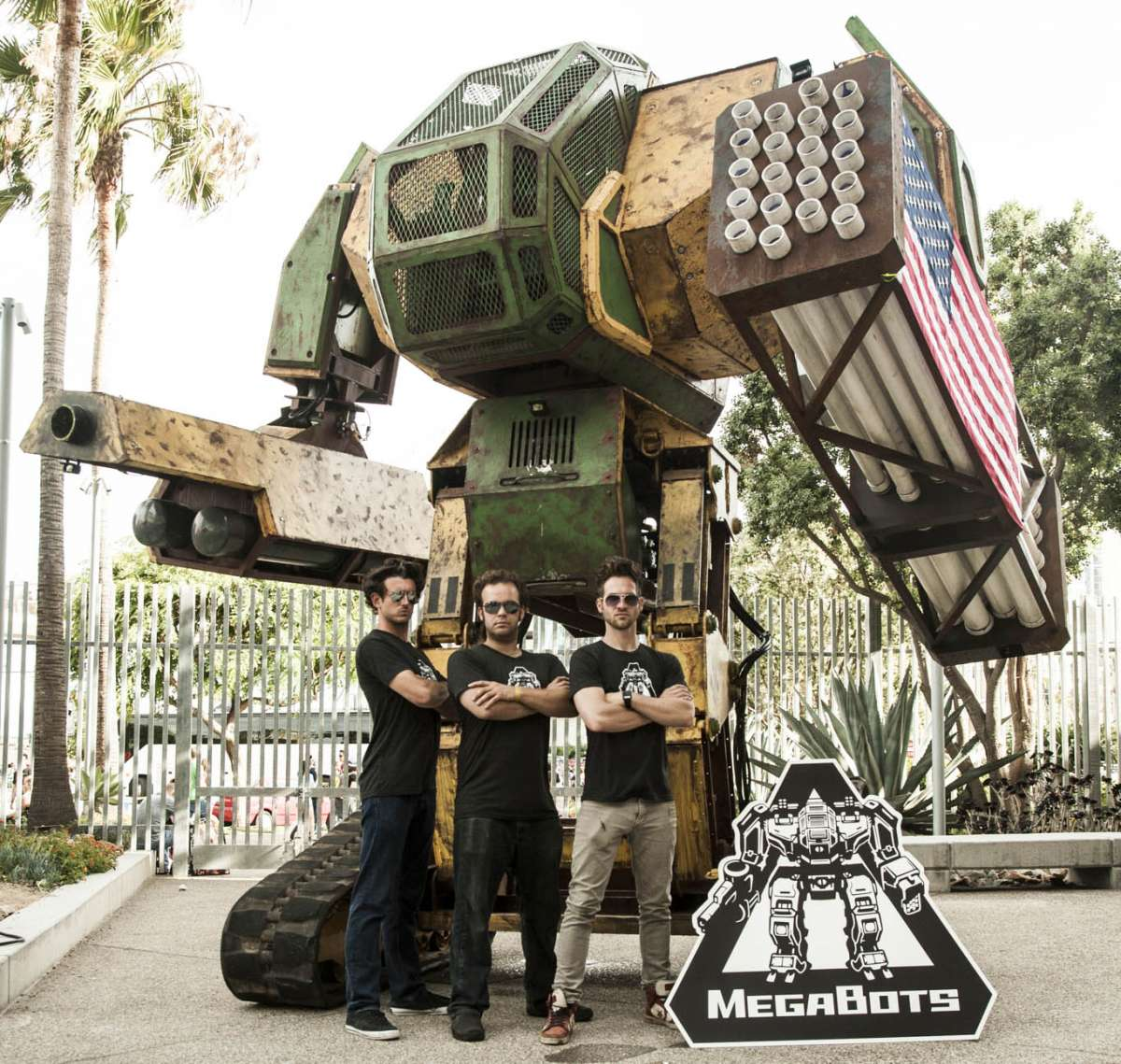 Современные роботы! Реалистичность зашкаливает!