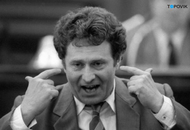 Самые скандальные выходки Владимира Жириновского