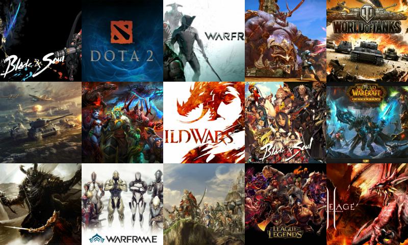 Лучшие онлайн игры