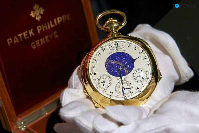 Самые дорогие часы
