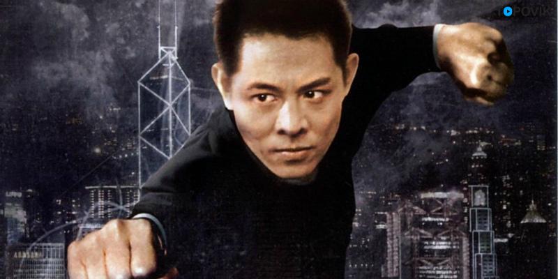 Лучшие фильмы с Джет Ли