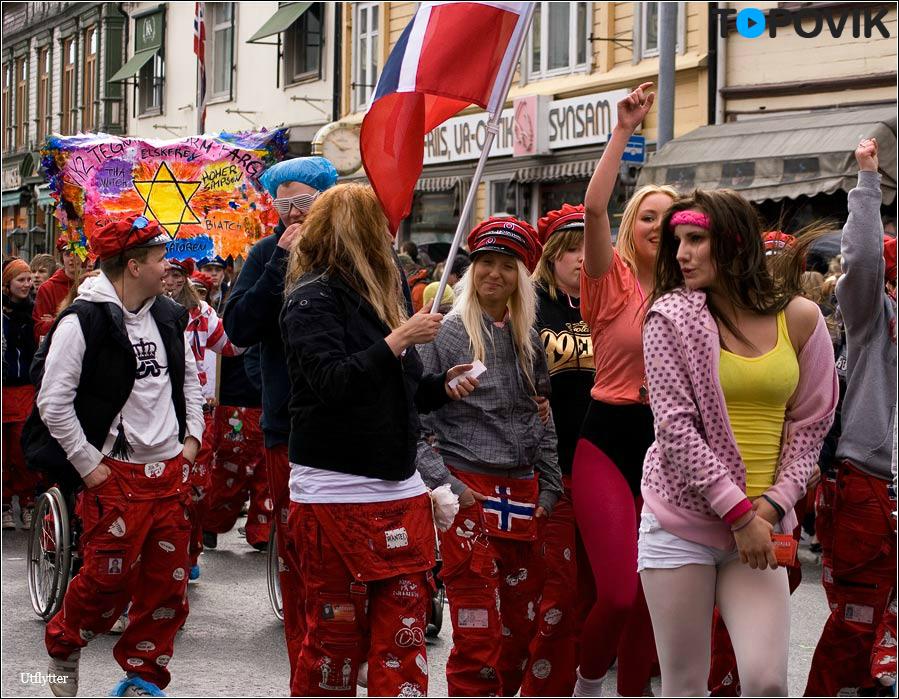 Как празднуют выпускные в разных странах мира