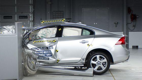 Рейтинг самых безопасных авто
