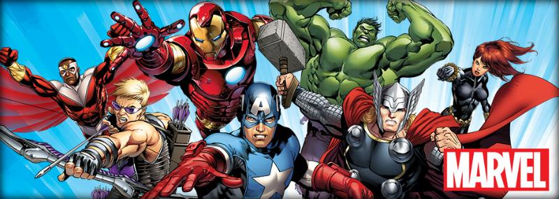 Супергерои - что может быть круче?
