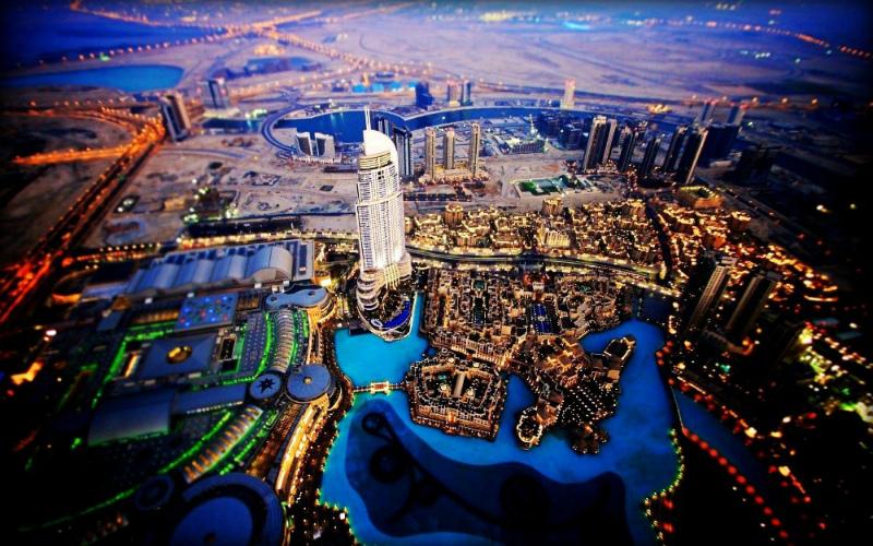 5 мрачных фактов о Дубае