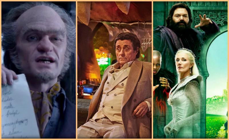 Лучшие сериалы 2017 года, которые станут бомбой!