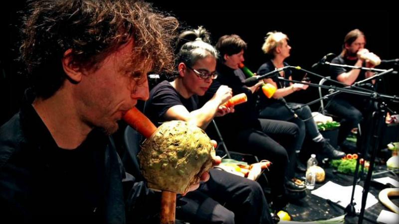 Самые странные музыкальные инструменты в мире