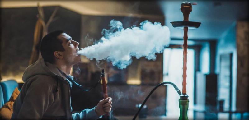 Как сделать кальян густой дым в