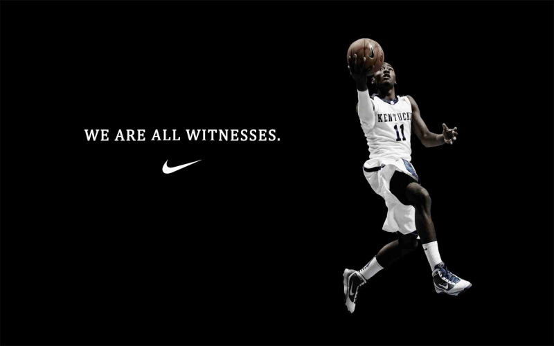 Урок рекламы от Nike