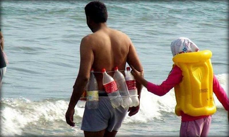 Как не облажаться на пляже летом