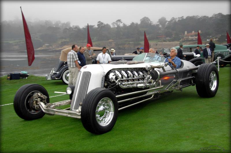 10 самых дорогих автомобилей Джея Лено