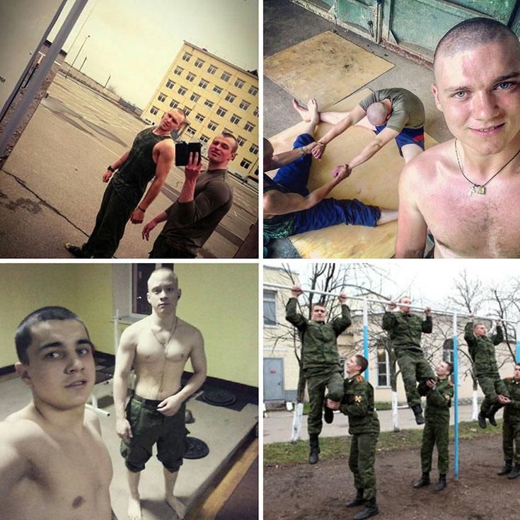 Армейский Instagram. Что постят в соцсетях призывники (60 фото)