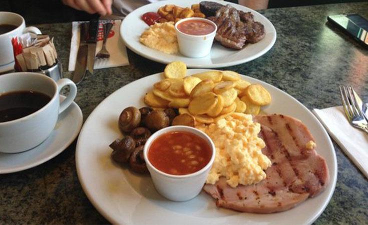 Что едят на завтрак в разных странах мира!