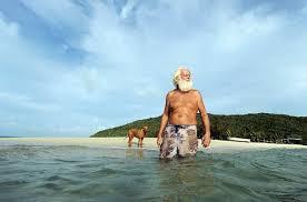 Миллионер ставший Робинзоном.  20 лет жизни на необитаемом острове.