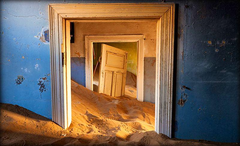 14 Жутких заброшенных мест, от которых Вы впадете в депрессию