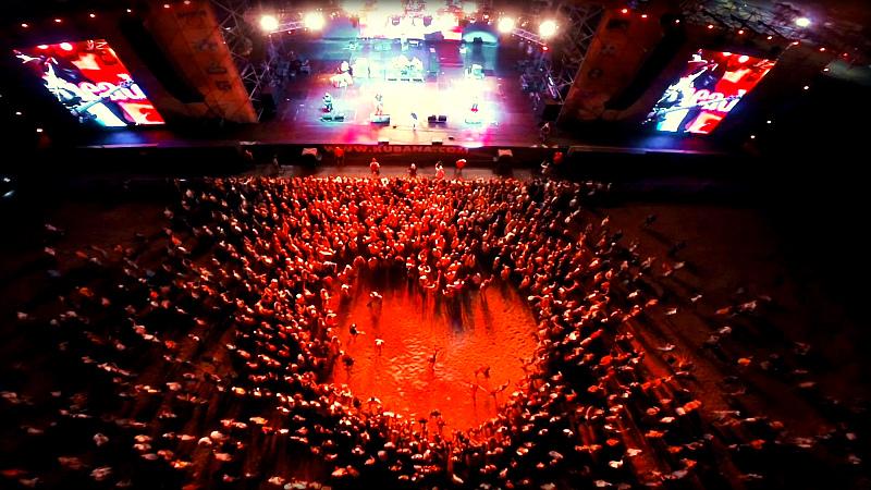 Ад на Земле или самые сумасшедшие рок-фестивали