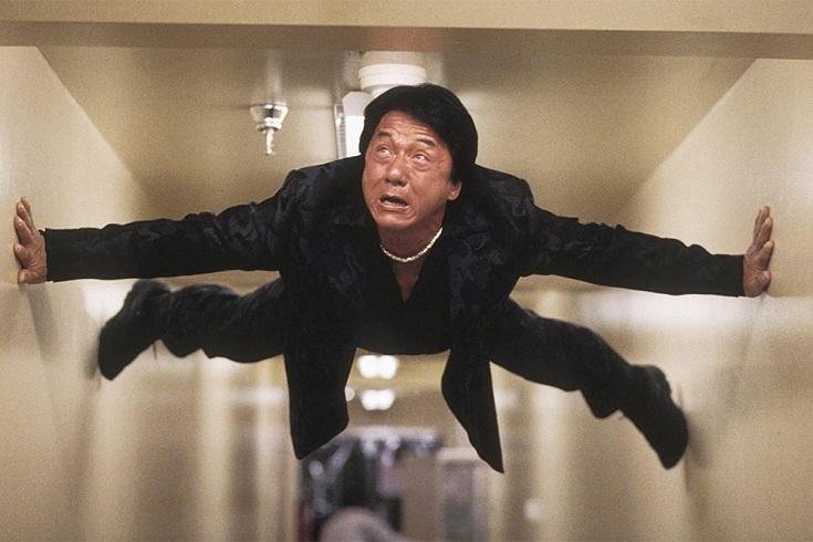 Джеки Чан. Неизвестная сторона легенды.