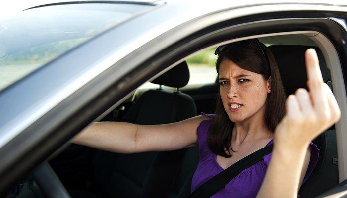 Обнаглевшим водителям наказание приходит незамедлительно