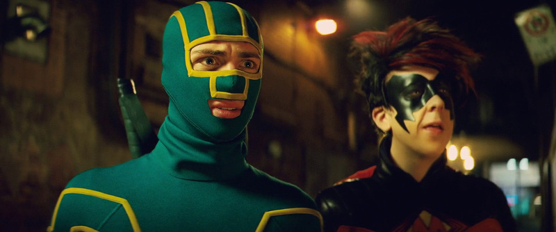 10 лучших фильмов про супергероев