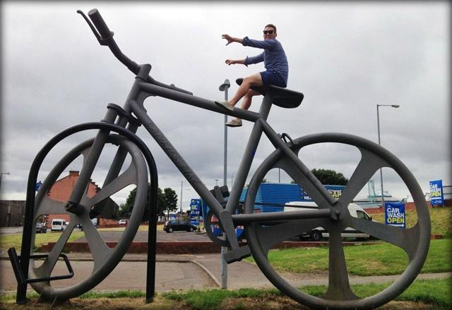 Велосипеду 200 лет! Самые необычные велосипеды в мире за всю их историю.