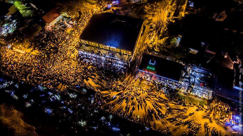 Деньги в небо или как проходят чемпионаты мира по фейерверкам (22 фото)