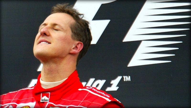 Михаэль Шумахер - непроевзойденный рекордсмен за всю историю Ф1