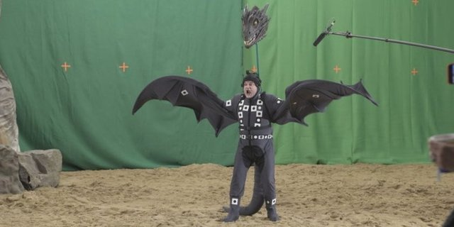 Как снимают Игру престолов (8 фото)