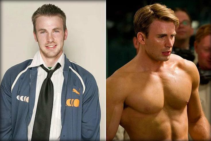 10 актеров вселенной Marvel, которые совершили невероятное перевоплощение