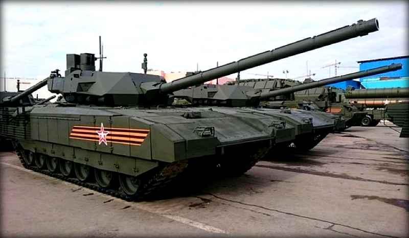 Машины смерти или 7 самых грозных и современных танков в мире