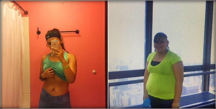 Как похудеть со 101-го килограмма до 65-ти