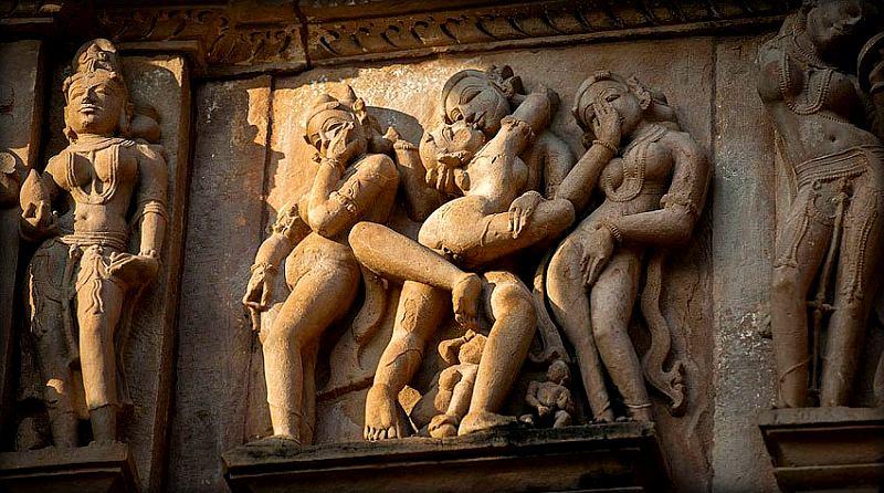 Кто в древности занимался анальным сексом