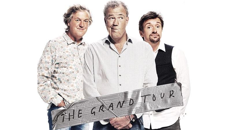 The Grand Tour 2 сезон и авария Ричарда Хаммонда
