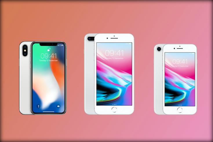 Основные причины купить iPhone 8 вместо iPhone X