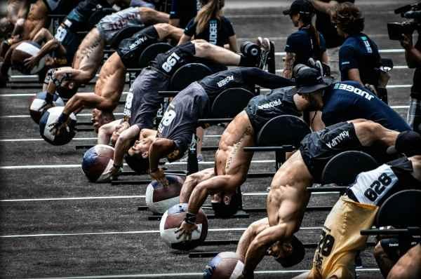 Вся суть игр CrossFit или звание самого подготовленного человека в мире