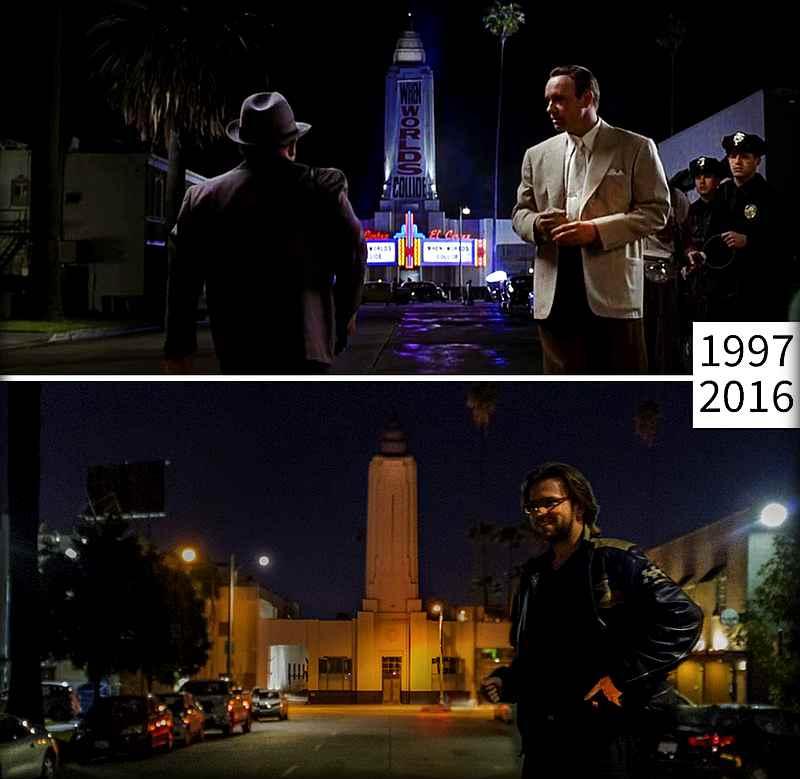 Как выглядят места съемок культовых фильмов ТОГДА и СЕЙЧАС (20 фото)
