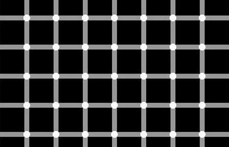 Оптические иллюзии - вы не поверите своим глазам!