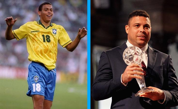 Как выглядят сейчас футбольные кумиры детства 90-х и 2000-х