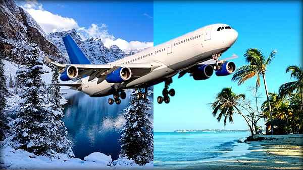 7 стран, где нужно отдыхать зимой, а не летом