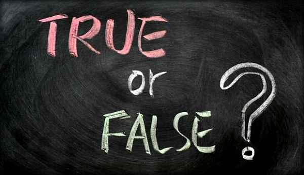 Пройди увлекательный тест и определи, где правда, а где ложь