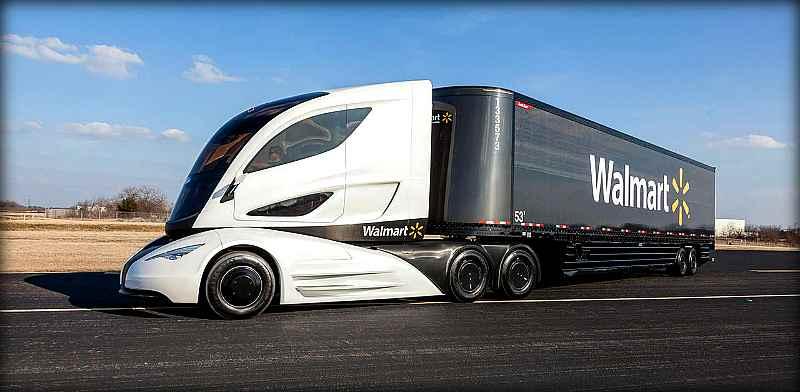 Tesla Semi Track