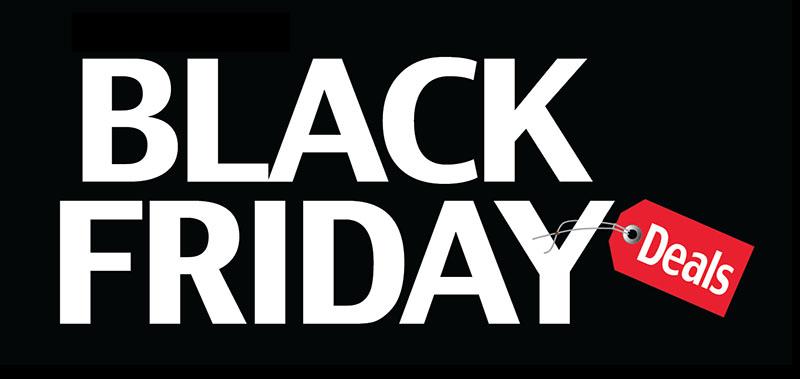 Черная пятница - вынесем все с этого магазина!
