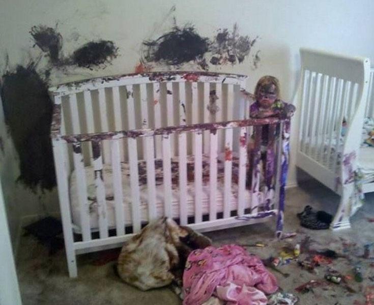 Проще завести новых детей, чем отмыть этих