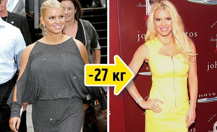 Актрисы как они похудеют