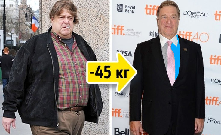 Из звездных толстяков в секс-символы. Как похудеть - спросите у них!