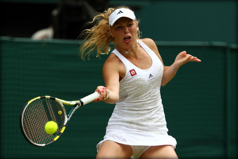 Большой теннис - эмоциональный вид спорта (14 фото)