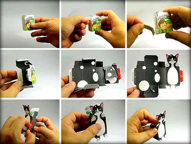 Самые креативные и практичные упаковки (22 фото)