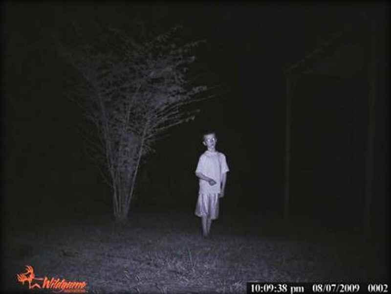 Фото с охотничьих камер