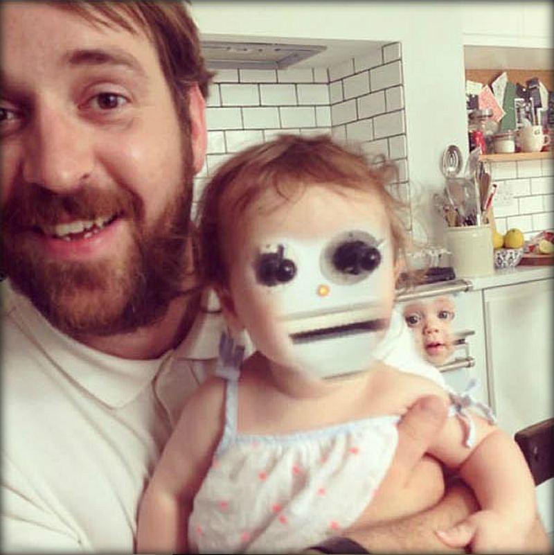 Это самые угарные FaceSwap`ы, которые Вы могли видеть (13 фото)