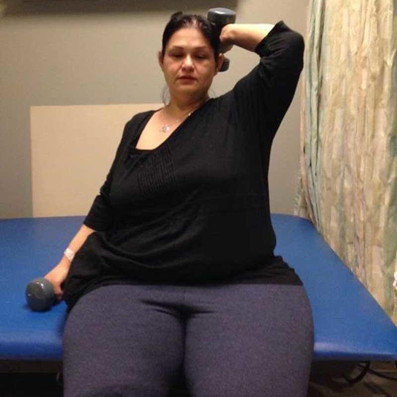 Шокирующее перевоплощение! Самая тяжелая женщина планеты похудела на 403 кг!